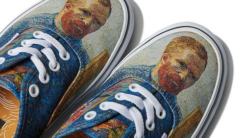 Ο Βίνσεντ Βαν Γκογκ θα ήταν περήφανος για τη νέα σειρά της Vans