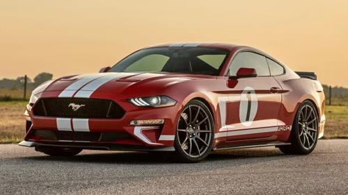Σε αυτή τη Mustang δεν ρίχνεις «άκυρο» με τίποτα