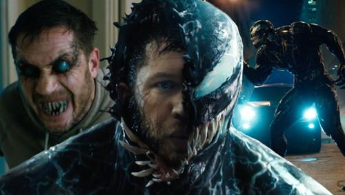 Ο Tom Hardy χρειάστηκε 3 πρόσωπα για να χτίσει την ταυτότητα του Venom