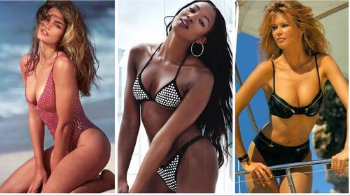 Τα 5 Supermodels που ερέθισαν την εφηβεία μας στα 90's