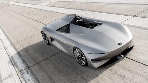 Το νέο αμάξι της Infiniti το βλέπαμε ΜΟΝΟ σε βιντεοπαιχνίδια
