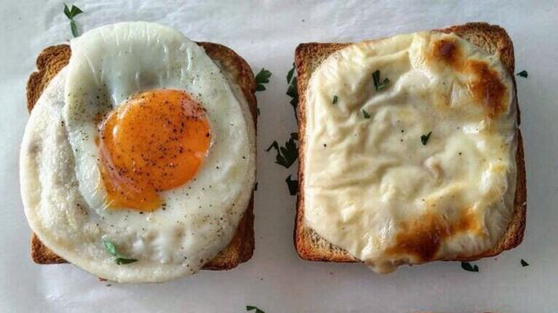 Αυγά τηγανητά να σου φύγει ο ουρανίσκος!