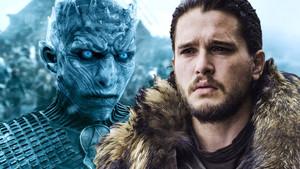 Jon Snow και Νight King έχουν πολύ μέλλον