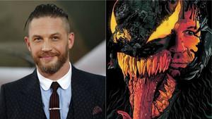O Tom Hardy γουστάρει αφάνταστα που θα παίξει τον Venom