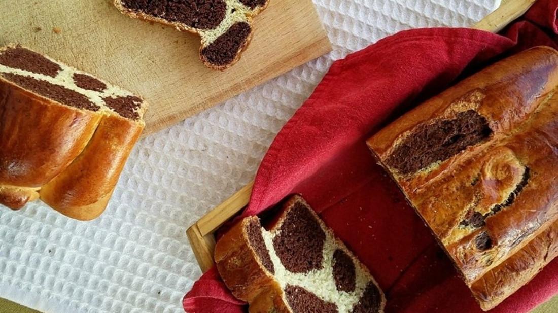 Πεντανόστιμο Leopard Bread