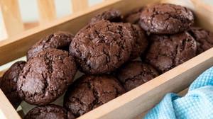 Συνταγή για soft σοκολατένια cookies