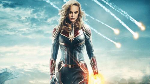 Η Captain Marvel είναι εθιστική