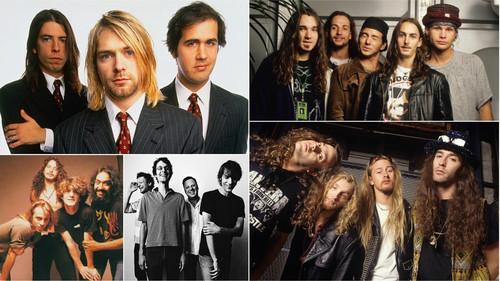 Τα 5 καλύτερα ΔΕΥΤΕΡΑ άλμπουμ από τις μπαντάρες που τίμησαν την Grunge