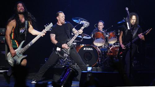 Μήπως είδε κανείς την Ελλαδίτσα στη λίστα των Metallica για το ευρωπαϊκό τους  τουρ;