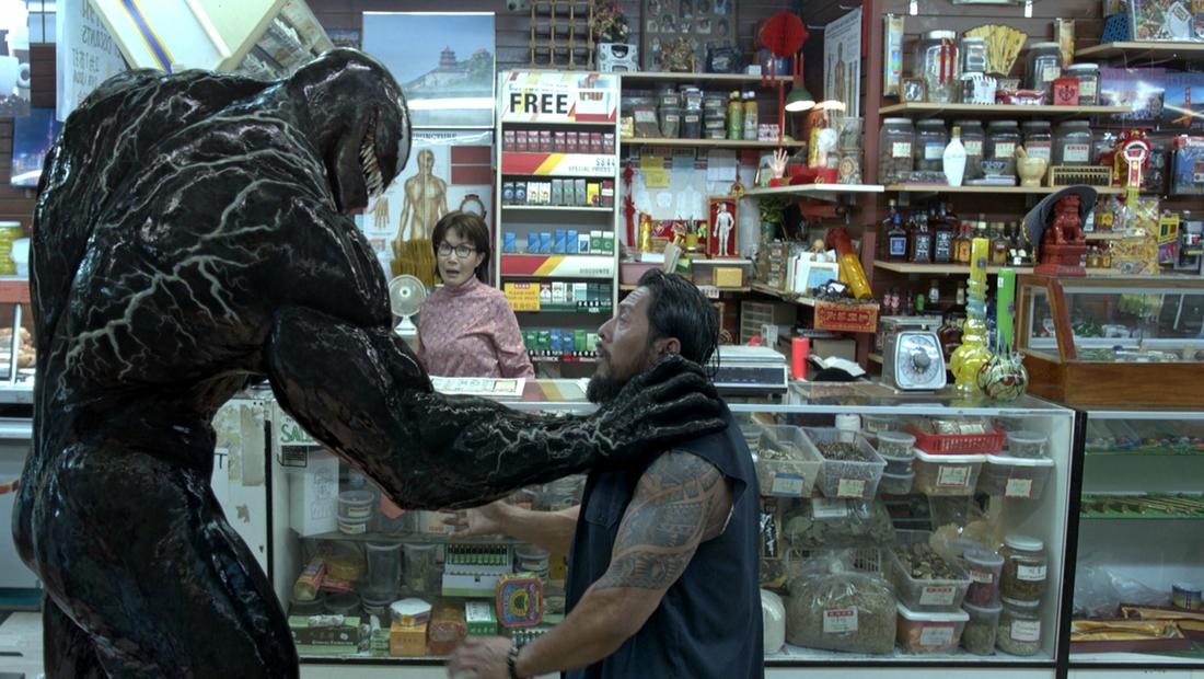 Είδαμε το Venom και ΔΕΝ ξενερώσαμε τις ζωές μας