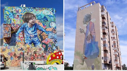Πόσο πιο όμορφη έγινε η Λισαβόνα από τη στιγμή που «αγκάλιασε» τα γκράφιτι;