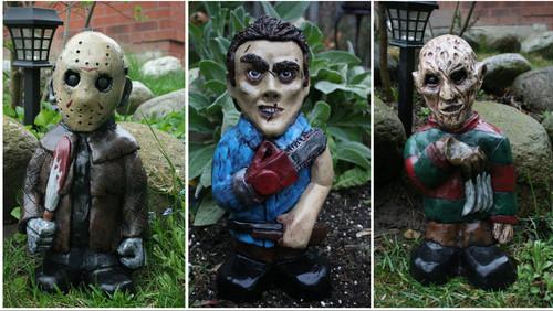 Θα γέμιζες τον κήπο σου με serial killers;