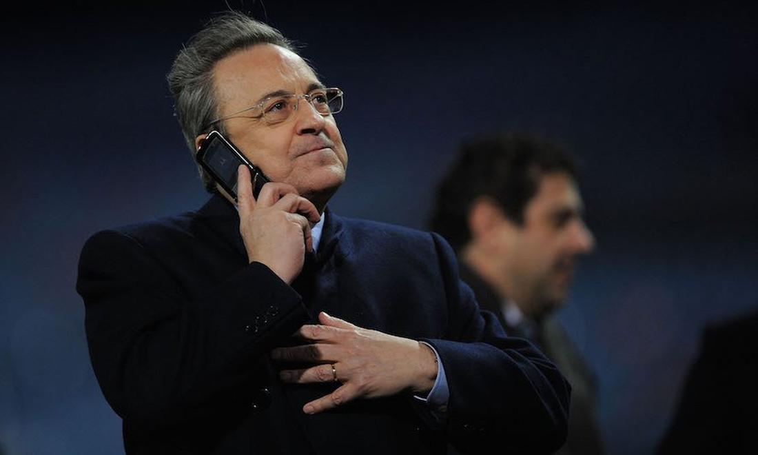Έλα, Φλορεντίνο, με ακούς;