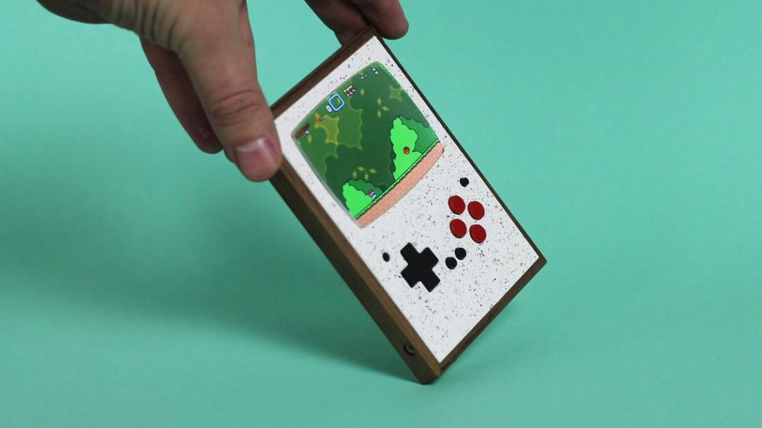 Βαθύς αναστεναγμός για τη μίνι μετεξέλιξη του Game Boy!