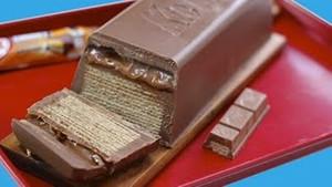 Φτιάξε μια Kit Kat πιο μεγάλη και από τις απορίες σου