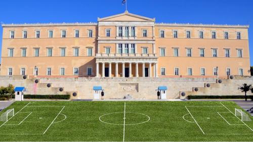 Η ποδοσφαιροποίηση της πολιτικής