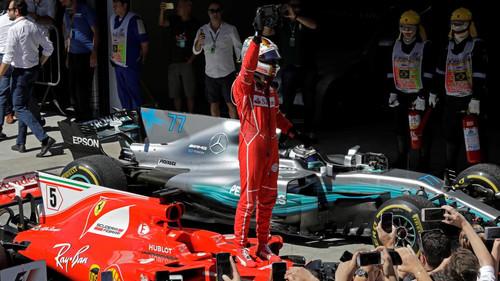 Το πιο γρήγορο pit stop στη φετινή Formula 1