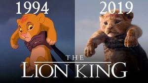 Συγκρίναμε το «Lion King» του '94 με το καινούργιο και οι ομοιότητες είναι τρομακτικές