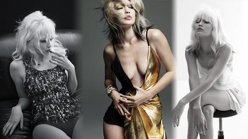 Η νέα φωτογράφηση της Gigi Hadid θύμισε κάτι από Debbie Harry