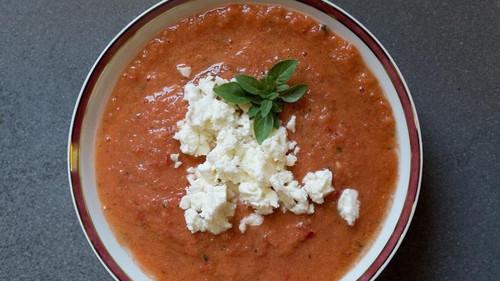 Σούπα Gazpacho