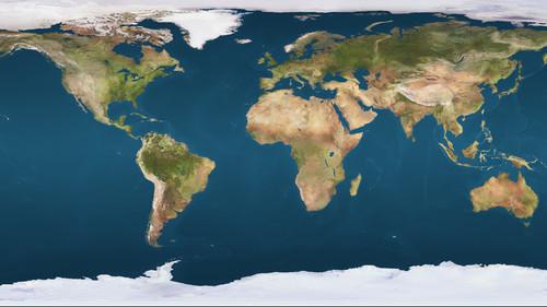 Πώς θα διαμορφωθεί ο Παγκόσμιος Χάρτης με το λιώσιμο των πάγων;