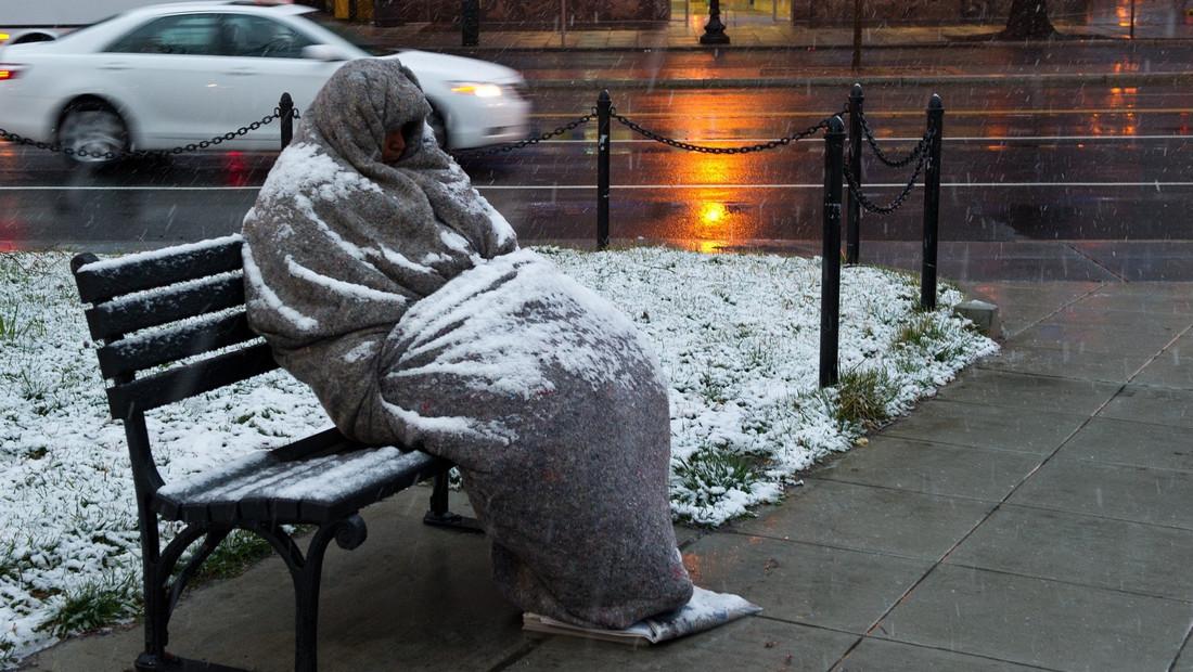 Εσύ, πόσους άστεγους προσπέρασες σήμερα;