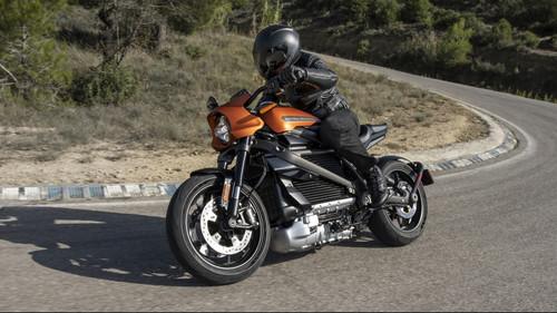 Τι θα έλεγες για την ηλεκτροκίνητη Harley Davidson;