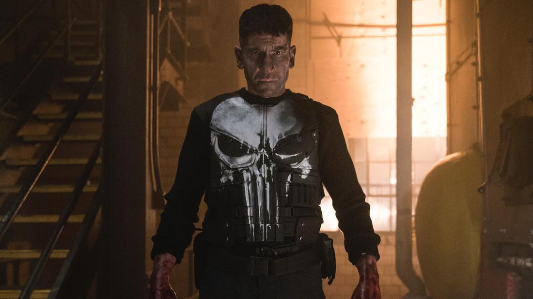 O Punisher πιο αιμοδιψής από ποτέ!