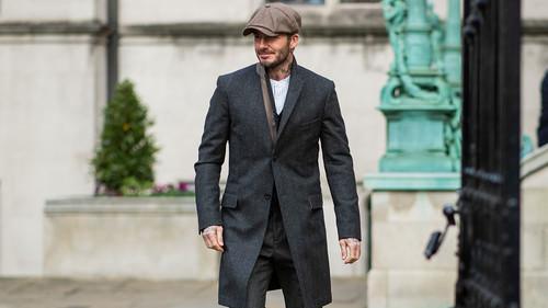 Όταν ο David Beckham έπαθε Peaky Blinders