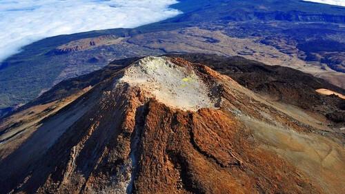 Ηφαίστειο Teide: Το συγκριτικό πλεονέκτημα της Τενερίφης