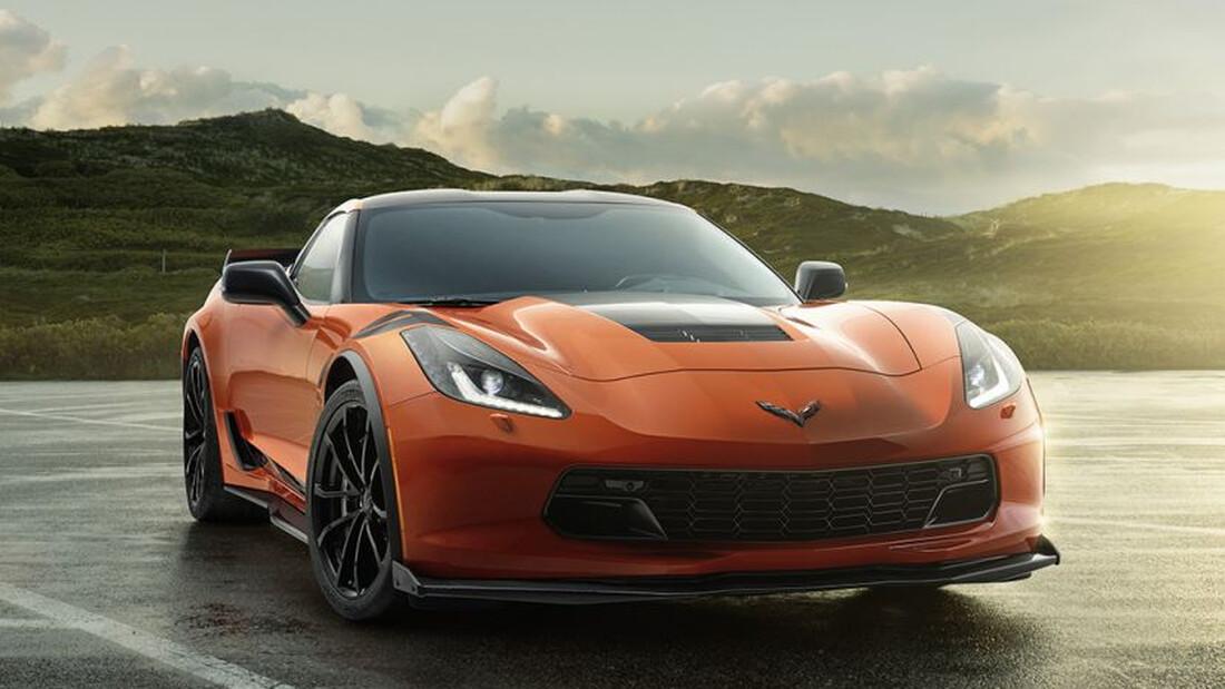 H Corvette λέει «αντίο» στη θρυλική C7