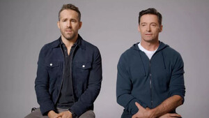 Η επική φάρσα του Hugh Jackman στον Ryan Reynolds