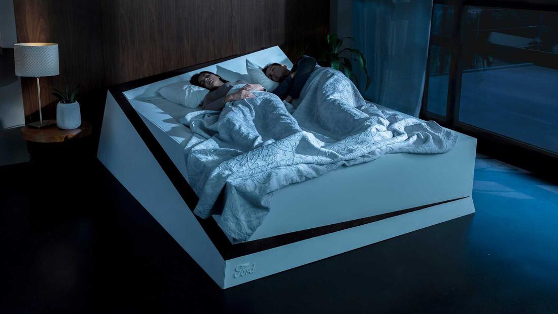 Το κρεβάτι που δεν θα επιτρέψει σε καμία γυναίκα να εισβάλει στη μεριά σου