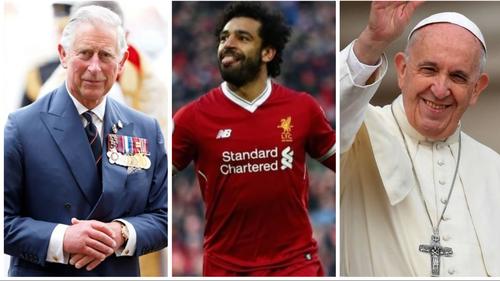 Διαβολική σύμπτωση: Τι κοινό έχει η Λίβερπουλ, ο Πρίγκιπας Κάρολος και ο Πάπας;