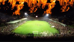 Η Λεωφόρος είναι μακράν το πιο Rock γήπεδο της χώρας!