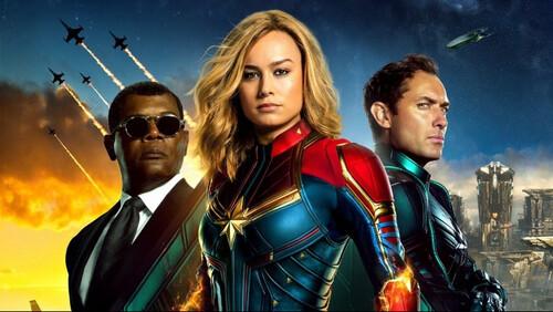 Η πρότασή μας για Σινεμά: «Captain Marvel»
