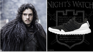Με αυτά τα παπούτσια ο Jon Snow θα ανέβει στο θρόνο