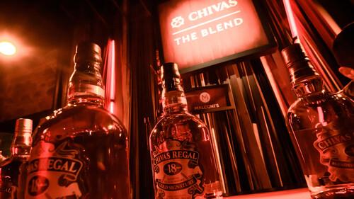 Το Chivas - The Blend για πρώτη φορά στην Ελλάδα