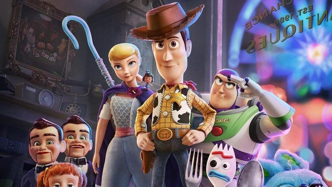 To πρώτο τρέιλερ του «Toy Story 4» έφτασε