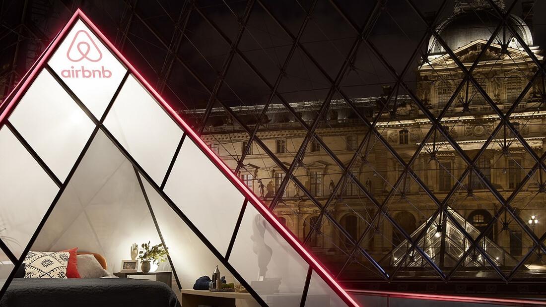 Μπορείς να περάσεις τη νύχτα μέσα στην πυραμίδα του Λούβρου