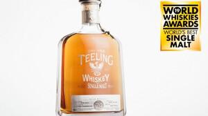Το Teeling είναι το καλύτερο single malt στον κόσμο