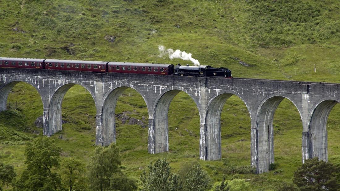 Το Hogwarts Express είναι έτοιμο να σε ταξιδέψει