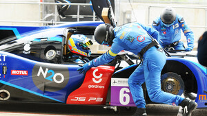 Ενας Ελληνας στο European Le Mans Series