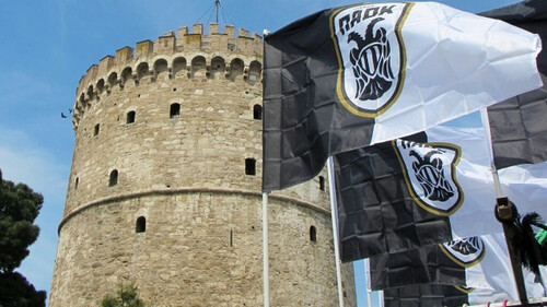Πώς γιορτάζεται ένα πρωτάθλημα στη Θεσσαλονίκη;