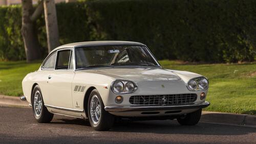 Το θρυλικό 330 GT Coupe του Enzo Ferrari
