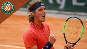 Το Vodafone TV σε ταξιδεύει στο Roland-Garros!
