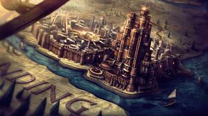 Ίσως οι ωραιότεροι χάρτες του Game of Thrones που έχουμε δει