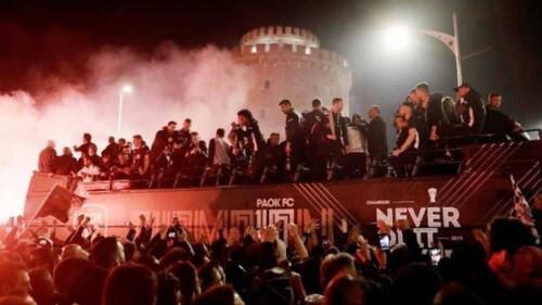 Τι συνέβαινε στην Ελλάδα και τον κόσμο στο τελευταίο πρωτάθλημα του ΠΑΟΚ;