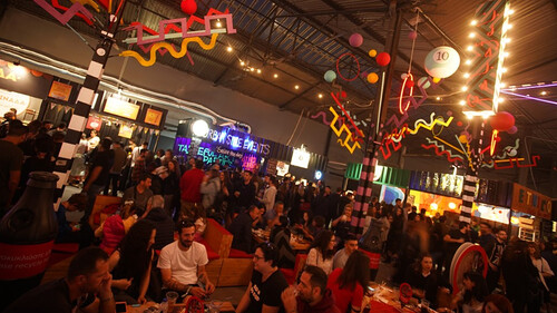 ATHENS STREET FOOD FESTIVAL 2019