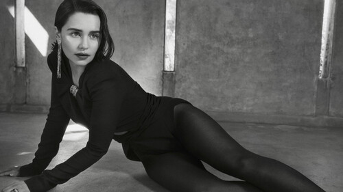 H Daenerys Targaryen πέθανε, ζήτω η Emilia Clarke